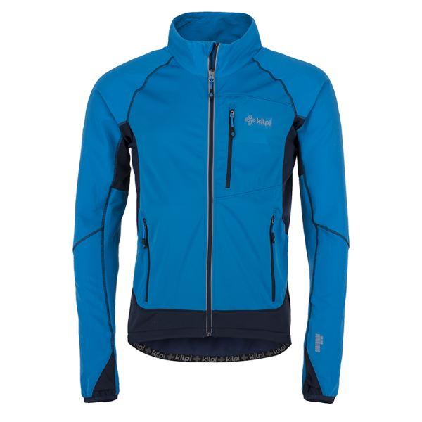 Férfi technikai stretch kabát KILPI NORDIM-M kék