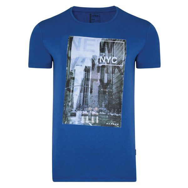 Férfi póló Dare2b METROPOLIS Tee kék