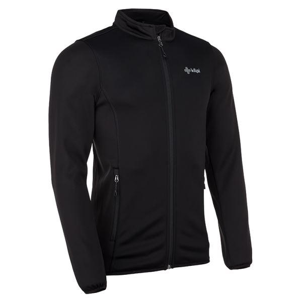 Férfi stretch pulóver KILPI PROTEC-M fekete