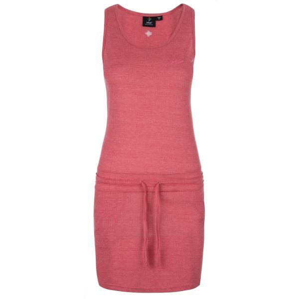 Női ruha KILPI MAZAMET-W rózsaszín
