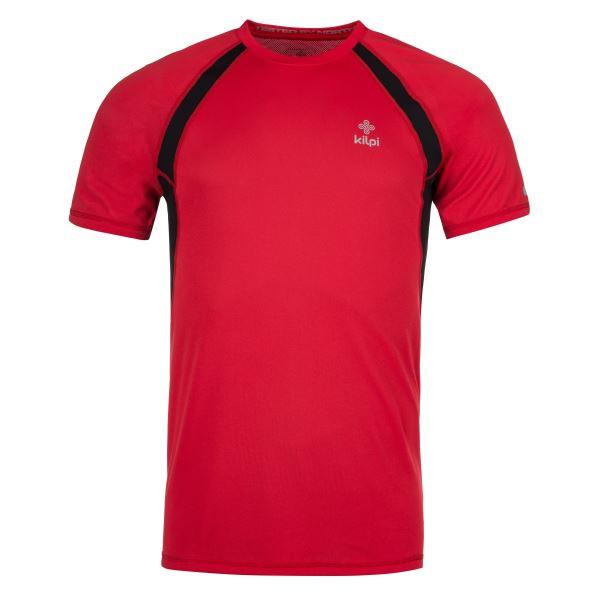 Férfi póló KILPI RUNFUL-M piros