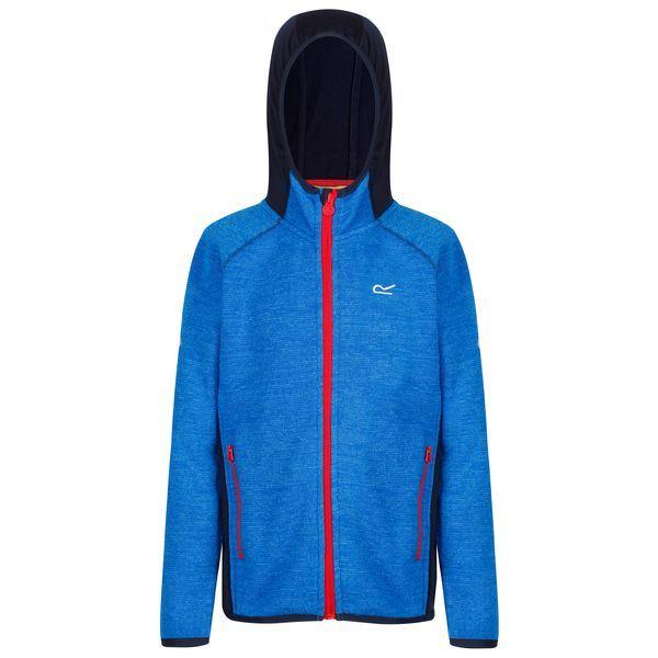 Gyerek pulóver Regatta DISSOLVER II kék