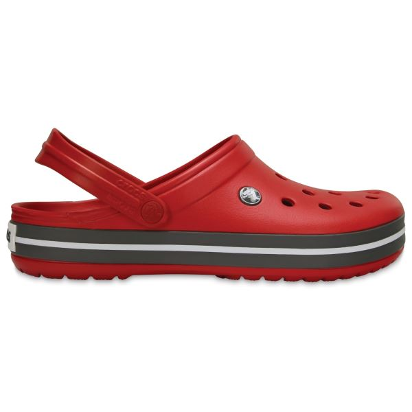 Férfi cipő Crocs CROCBAND piros