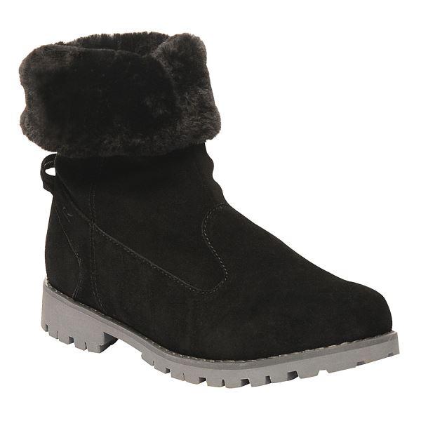 Női cipő Regatta BEDFORD fekete