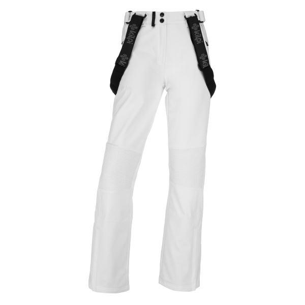 Női téli softshell nadrág KILPI DIONE-W fehér