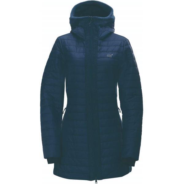 Női kabát 2117 GAMBOL nám. kék