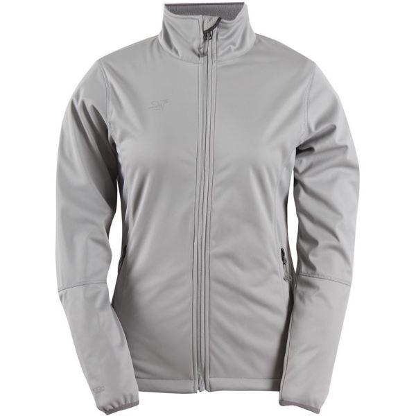 Női softshell kabát 2117 SKRATTEN szürke