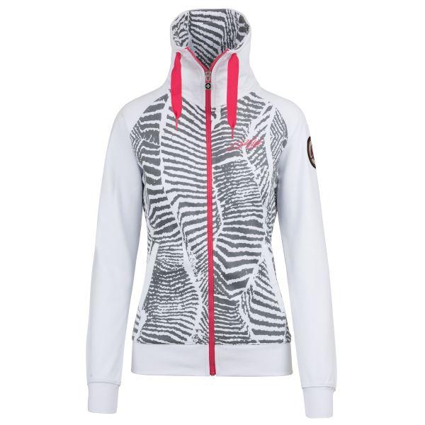 Női pulóver KILPI ZOVIA-W fehér