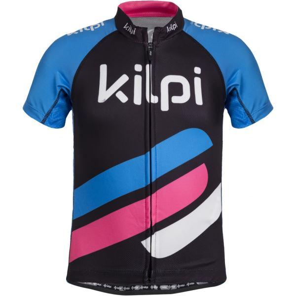 Gyerek kerékpáros mez KILPI CORRIDOR-JG kék