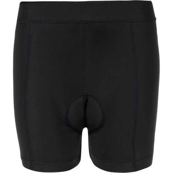 Női kerékpáros nadrág KILPI KAOTI-W fekete