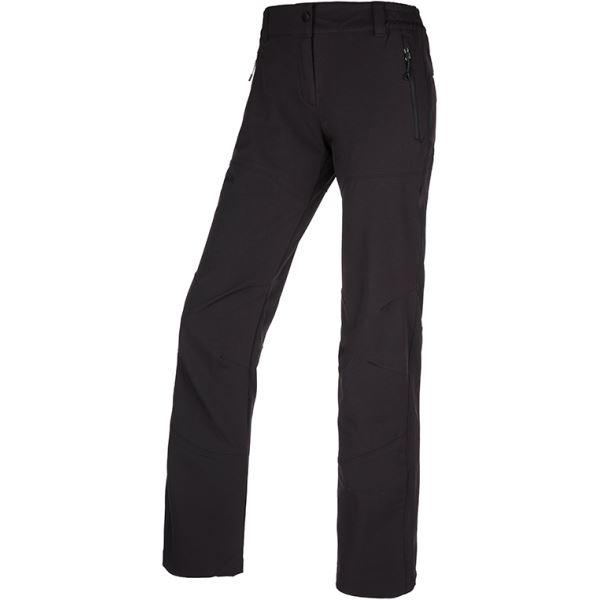 Női szabadtéri nadrág KILPI LAGO-W fekete