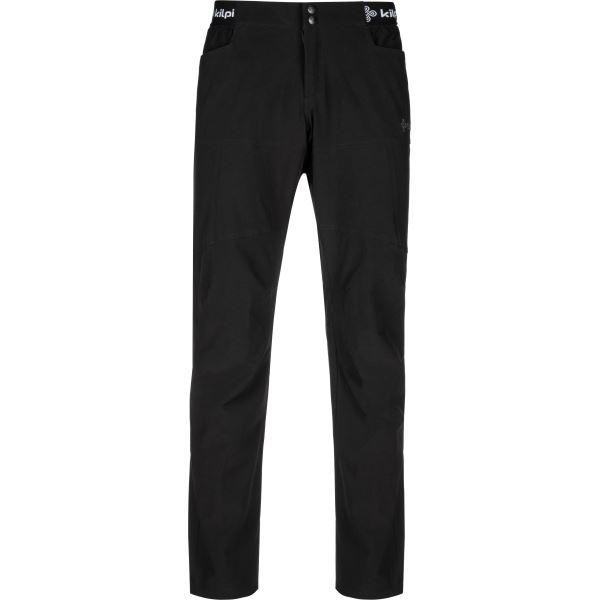 Férfi szabadtéri nadrág KILPI TAKAKA-M fekete