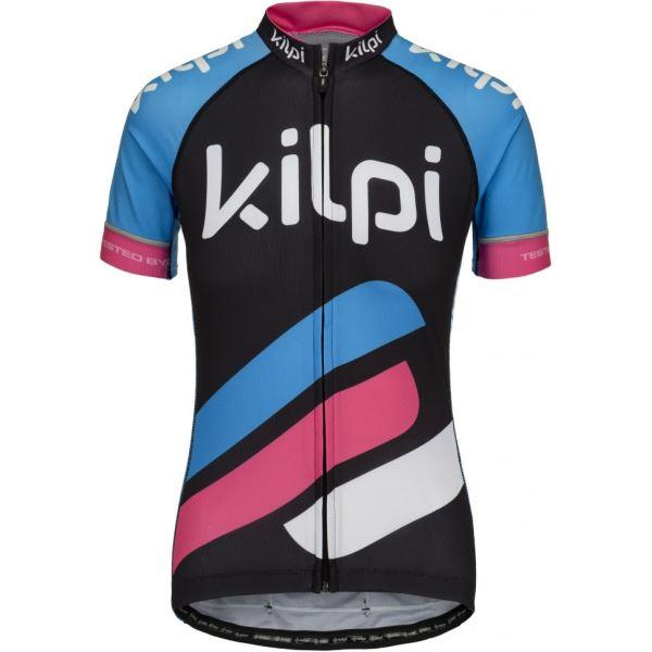 Női kerékpáros mez KILPI CORRIDOR-W kék
