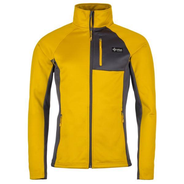Férfi pulóver, KILPI TEAMIO-M sárga
