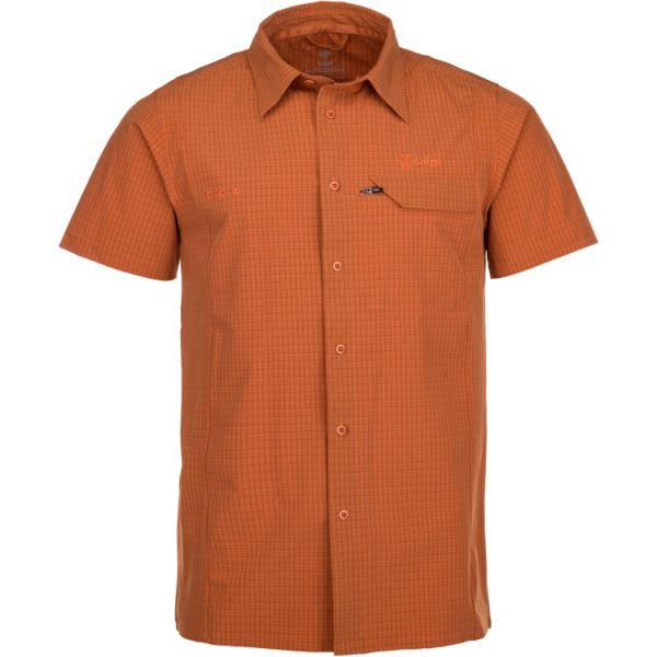 Férfi ing KILPI BOMBAY-M narancssárga