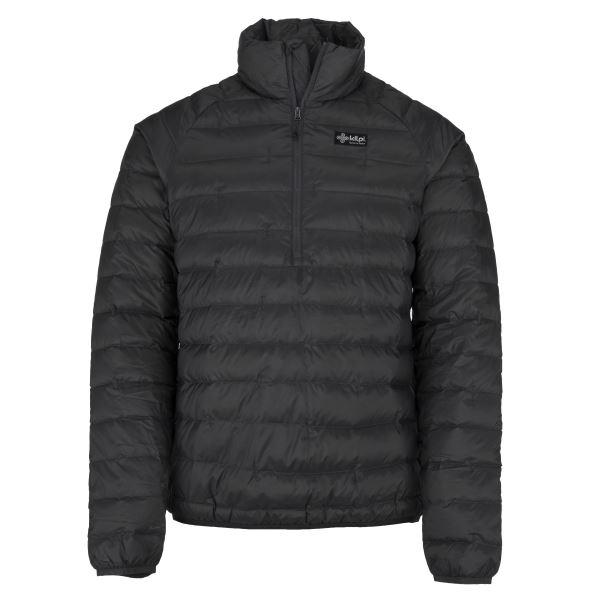 Férfi steppelt kabát KILPI EDMON-M sötétszürke