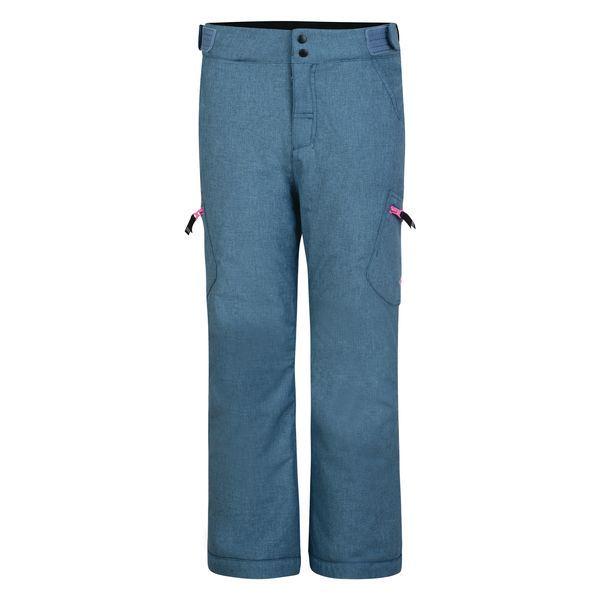 Gyermek téli nadrág Dare2b SPUR kék / rózsaszín
