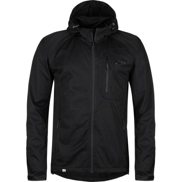 Férfi softshell kabát KILPI ENYS-M fekete