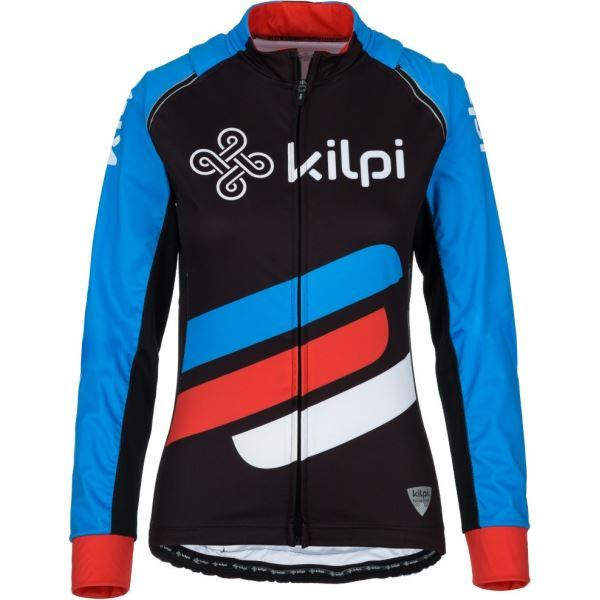 Női kerékpáros kabát KILPI PALM-W kék