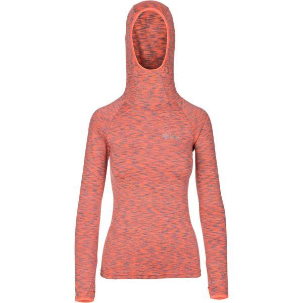 Női póló KILPI DIVER-W világos piros