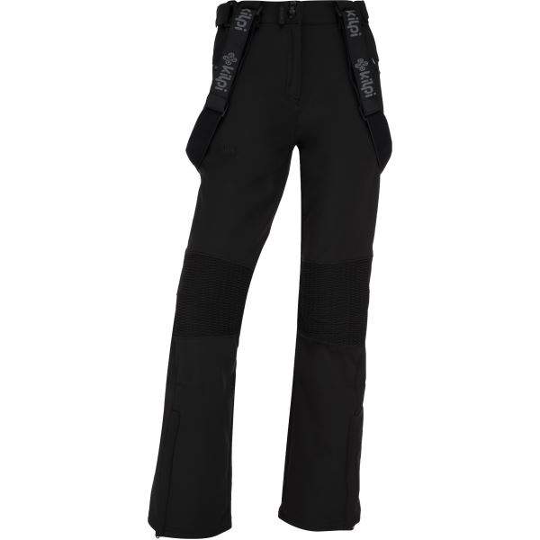 Női téli softshell nadrág KILPI DIONE-W fekete