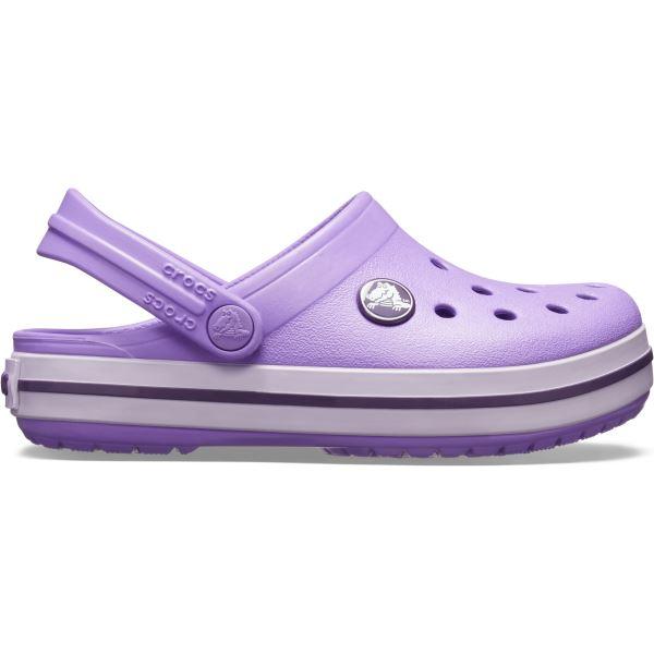 Gyerekcipő Crocs CROCBAND Clog lila