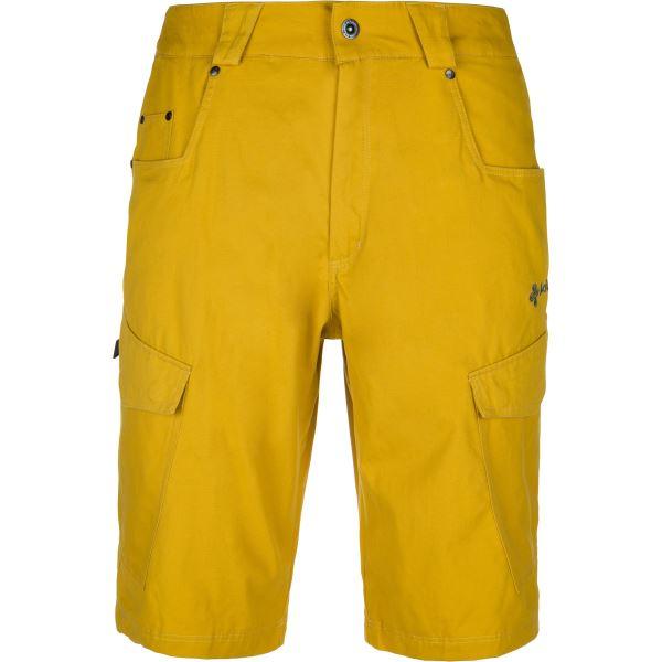 Férfi rövidnadrág KILPI BREEZE-M sárga