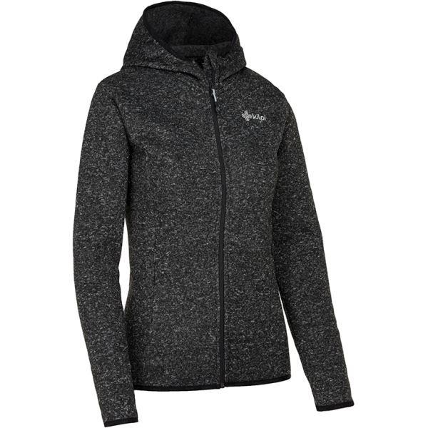 Női polár pulóver KILPI BANDAI-W fekete