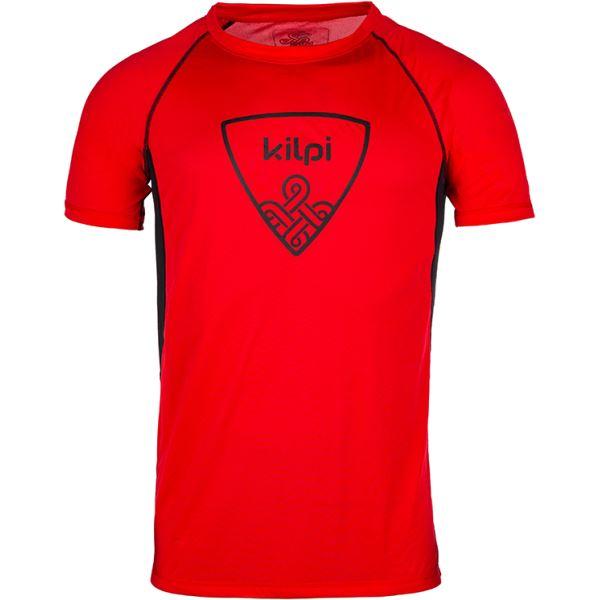 Férfi póló KILPI LITYS-M piros
