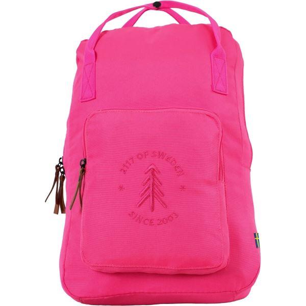 Unisex városi hátizsák 2117 STEVIK 20l rózsaszín