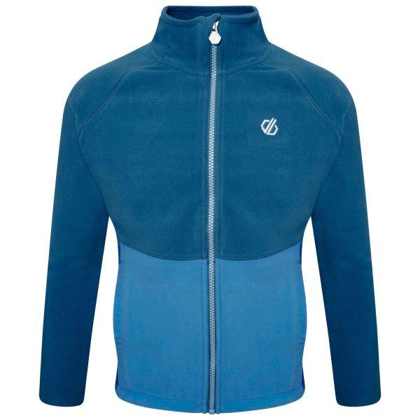 Gyermek polár pulóver Dare2b WITTY kék