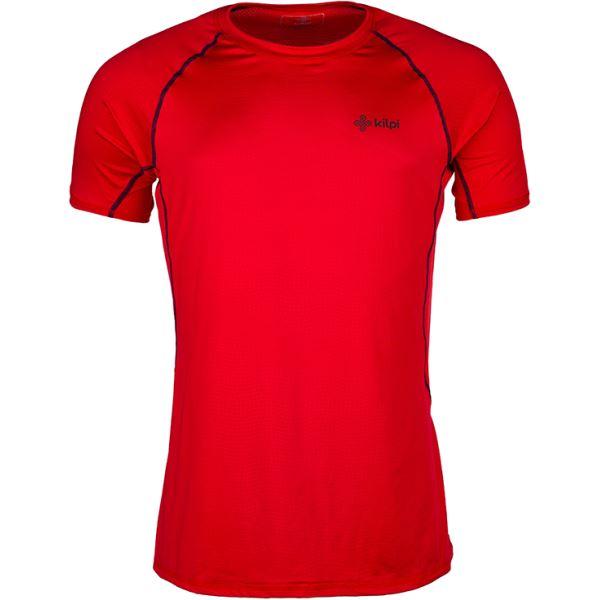 Férfi póló KILPI RAINBOW-M piros