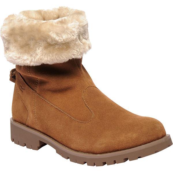 Női cipő Regatta BEDFORD barna