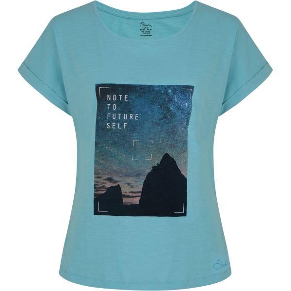 Női póló Dare2b LAIDBACK Tee kék