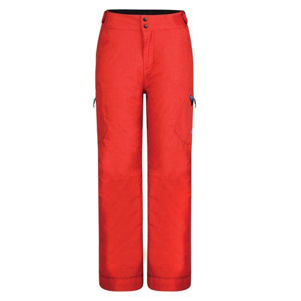 Gyermek téli nadrág Dare2b SPUR piros / kék