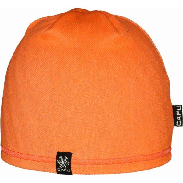 Gyerek sapka CAPU 215 narancs