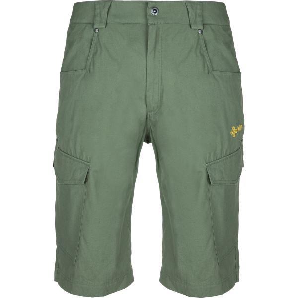 KILPI BREEZE-M khaki férfi rövidnadrág