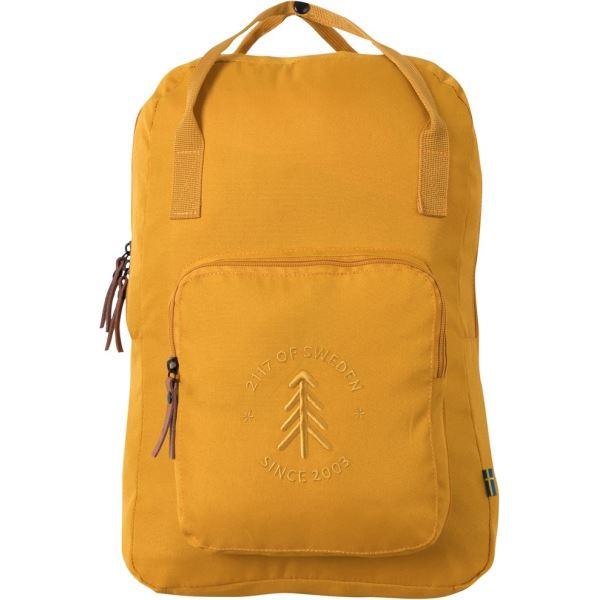 Unisex városi hátizsák 2117 STEVIK 20l sárga