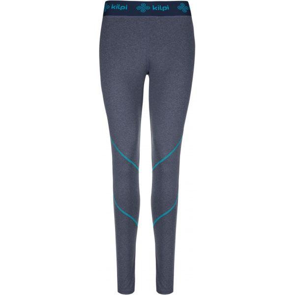 Női leggings KILPI INVERA-W sötétkék
