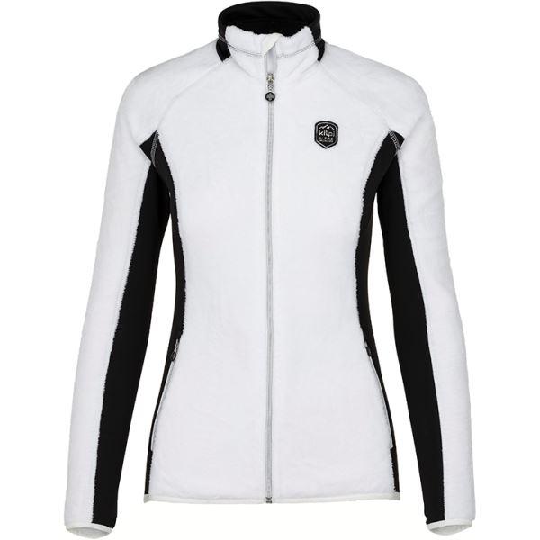Női polár pulóver KILPI SKATHI-W fehér