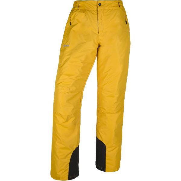 Férfi sínadrág KILPI GABONE-M sárga