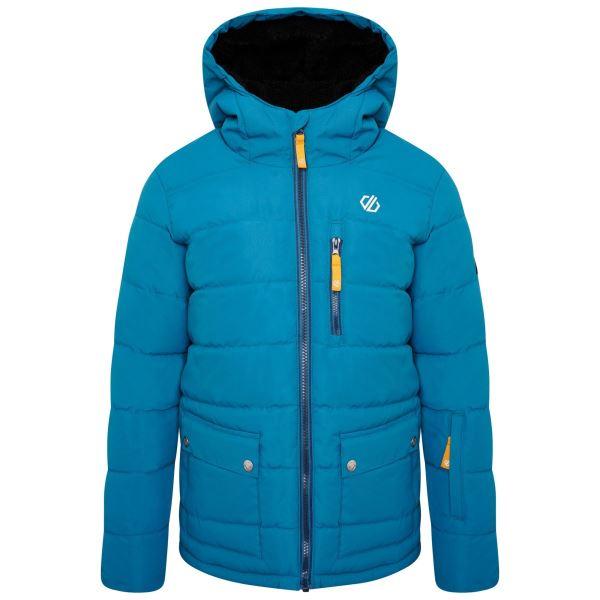 Fiú steppelt kabátja Dare2b FOLLY kerozin kék