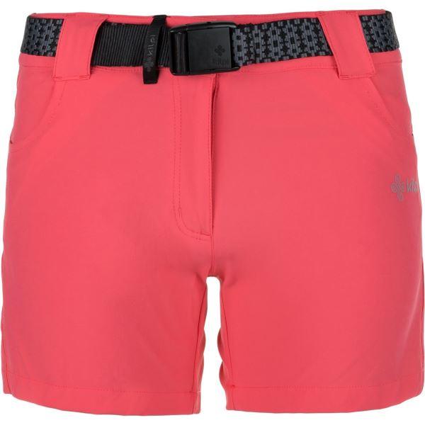 Női nadrág KILPI SUNNY-W rózsaszín